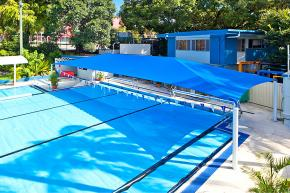 Ithica Swimming Pool