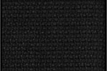 Shade Cloth Colour 370 Series DOMINO-BLACK