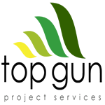 Top Gun Project Services logo