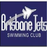 Brisbane Jets Swim Club logo